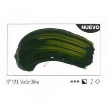 N.173 VERDE OLIVA ACRILICO EXTRA FINO