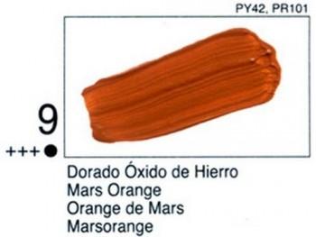 N.009 VALLEJO STUDIO - Dorado Óxido Hierro