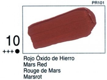 N.010 VALLEJO STUDIO - Rojo Óxido de Hierro