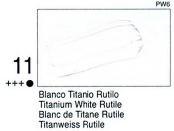 N.011 VALLEJO STUDIO - Blanco de Titanio
