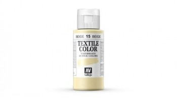 N.015 VALLEJO TEXTIL- Pastel Beige - Basic Color